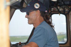 Captain Irv Hurd